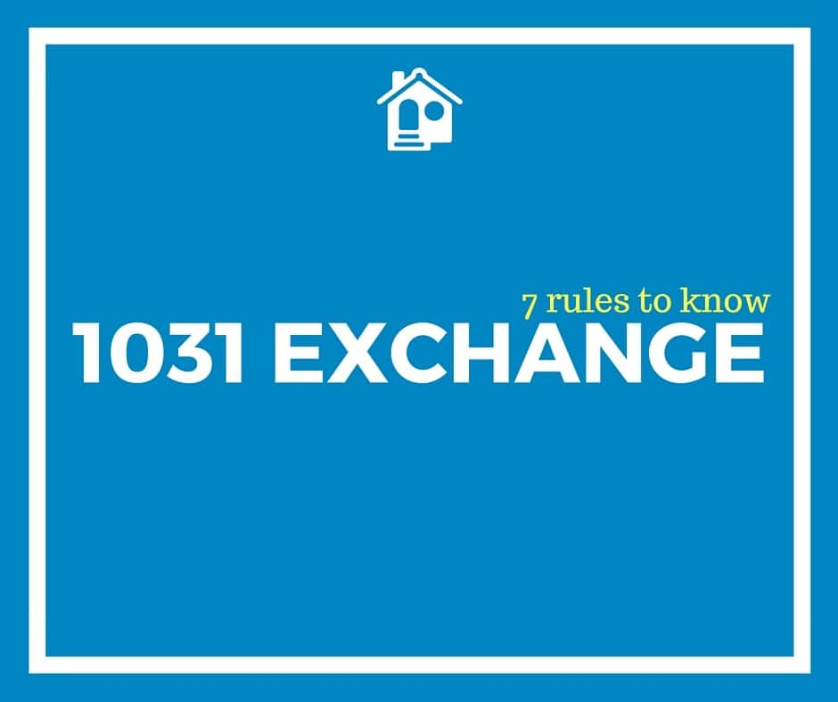 1031 exchange rules to know 2016