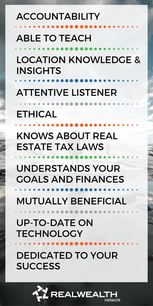 20 Characteristics of a Great Real Estate Investing Mentor image
