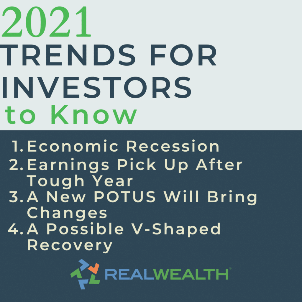 Image Highlighting 2021 Trends For Investors to Know