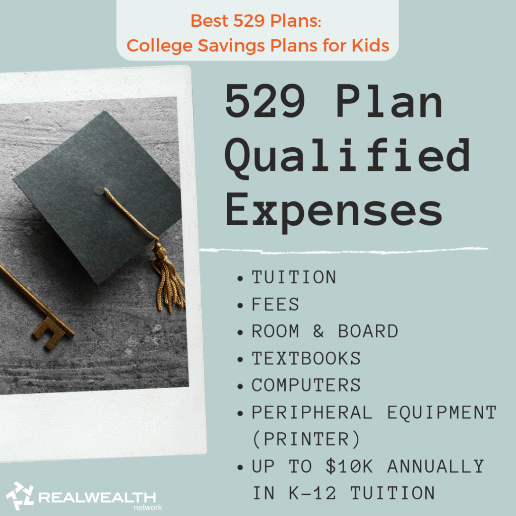 529 Plan Qualified Expenses