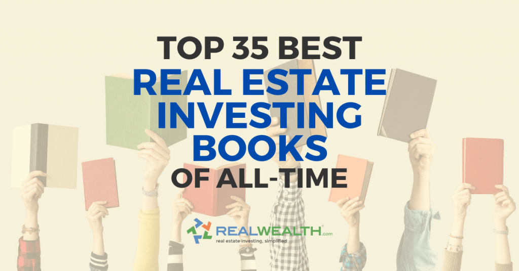 Featured Image for Article - Top 35 Best Real Estate Investing Books of All-Time