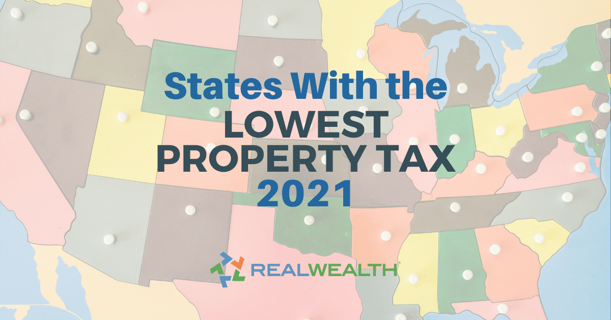 Featured Image for Article - Are There Any States With No Property Tax in 2021