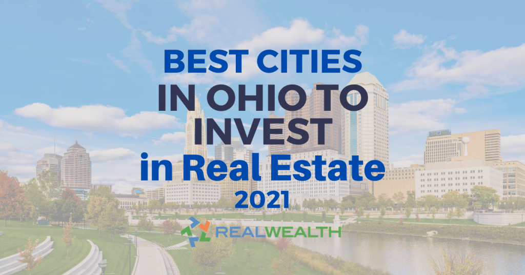 Featured Image for Article - Best Cities in Ohio to Invest in Real Estate 2021