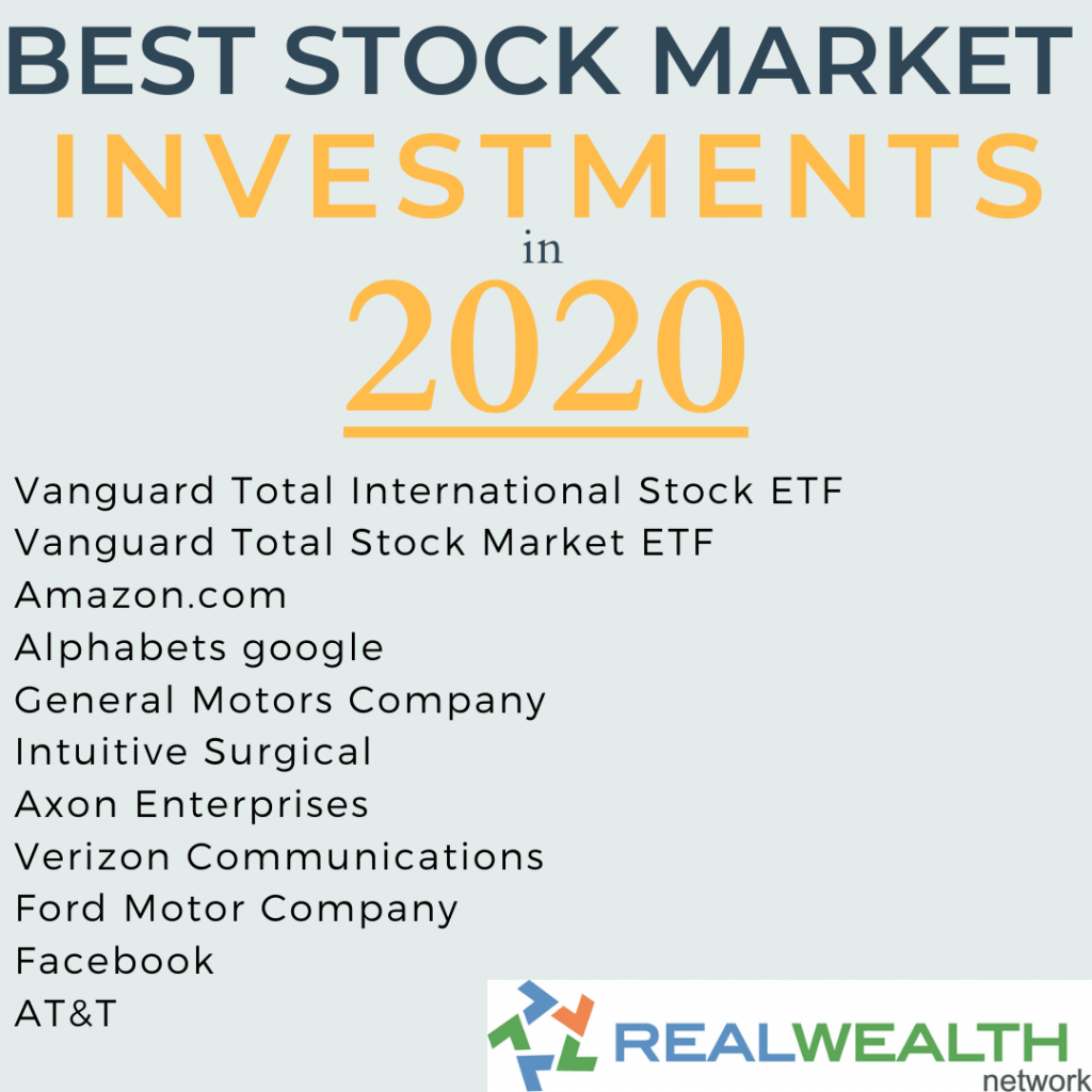 best stock investments for income