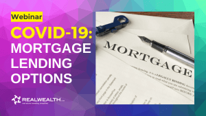 COVID-19: What Mortgage Lending Options Are Available