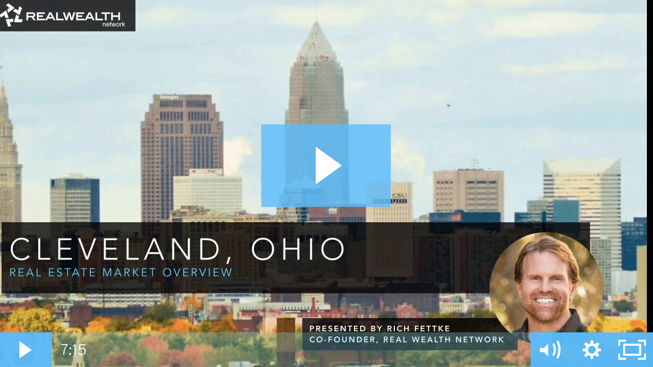 [Video] Cleveland, OH Real Estate Market Overview 2017-2018