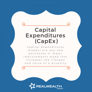 Definition of Capital Expenditures image