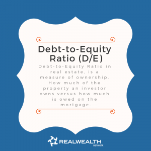 Definition of Debt-to-Equity image
