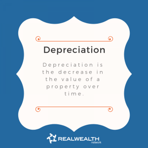 Definition of Depreciation image