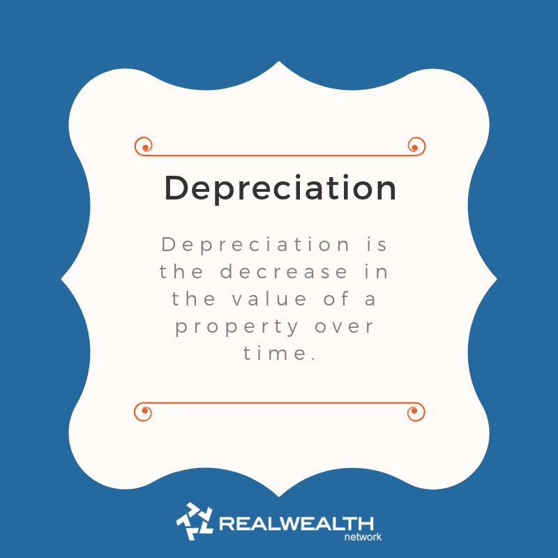 Definition of Depreciation image