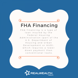 Definition of FHA Financing