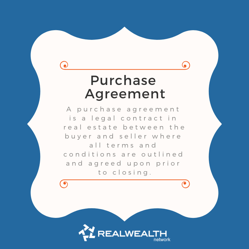 Definition of Purchase Agreement image