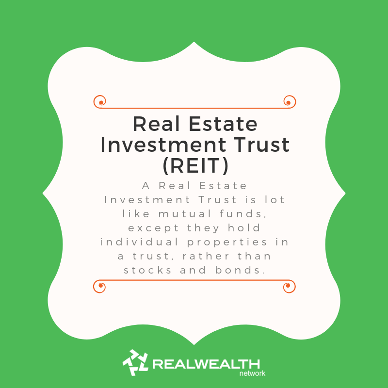Definition of Real Estate Investment Trust image
