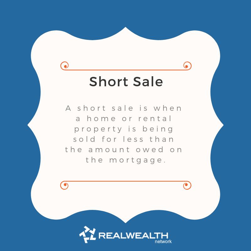 Definition of Short Sale image