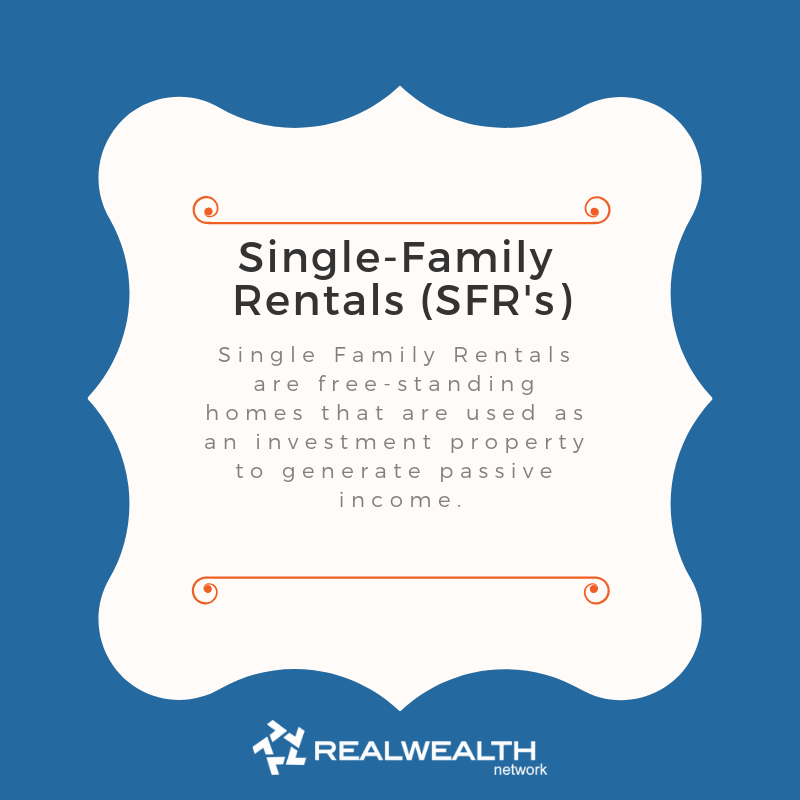 Definition of Single Family Rentals image