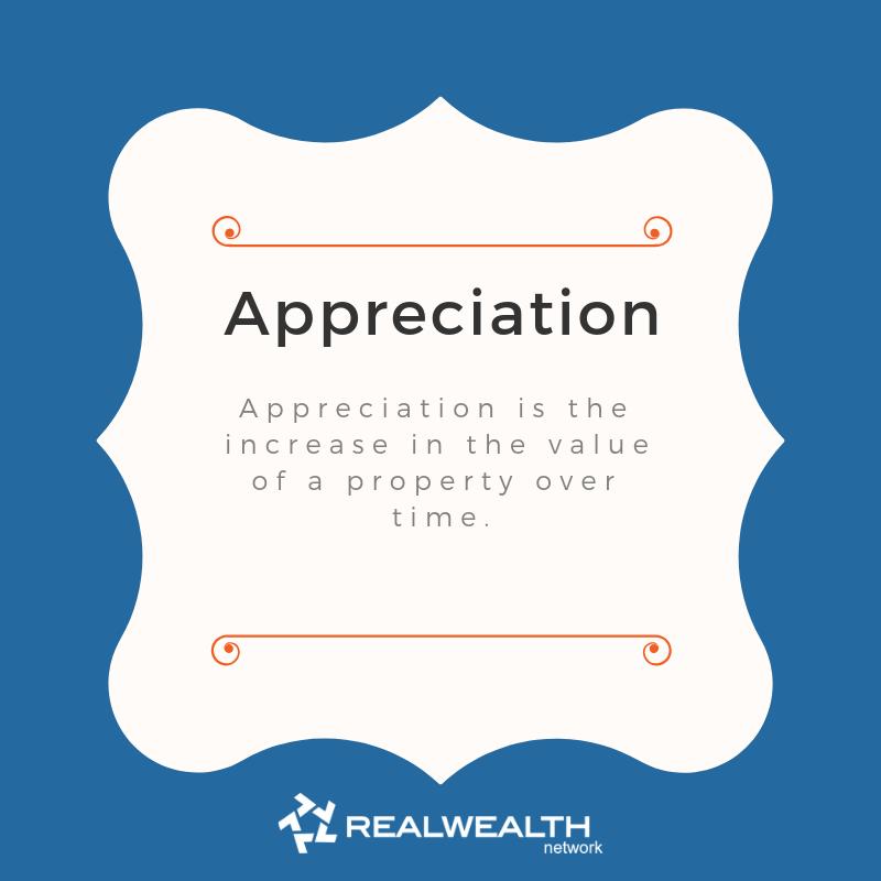 Definition of appreciation image