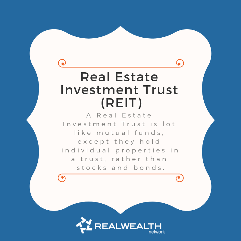 Real Estate Investment Trust Definition