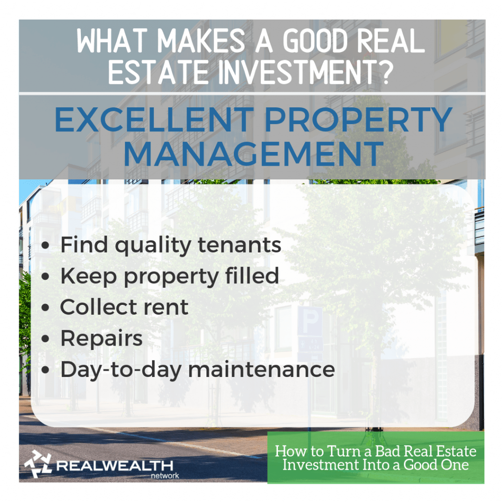 Excellent Property Management