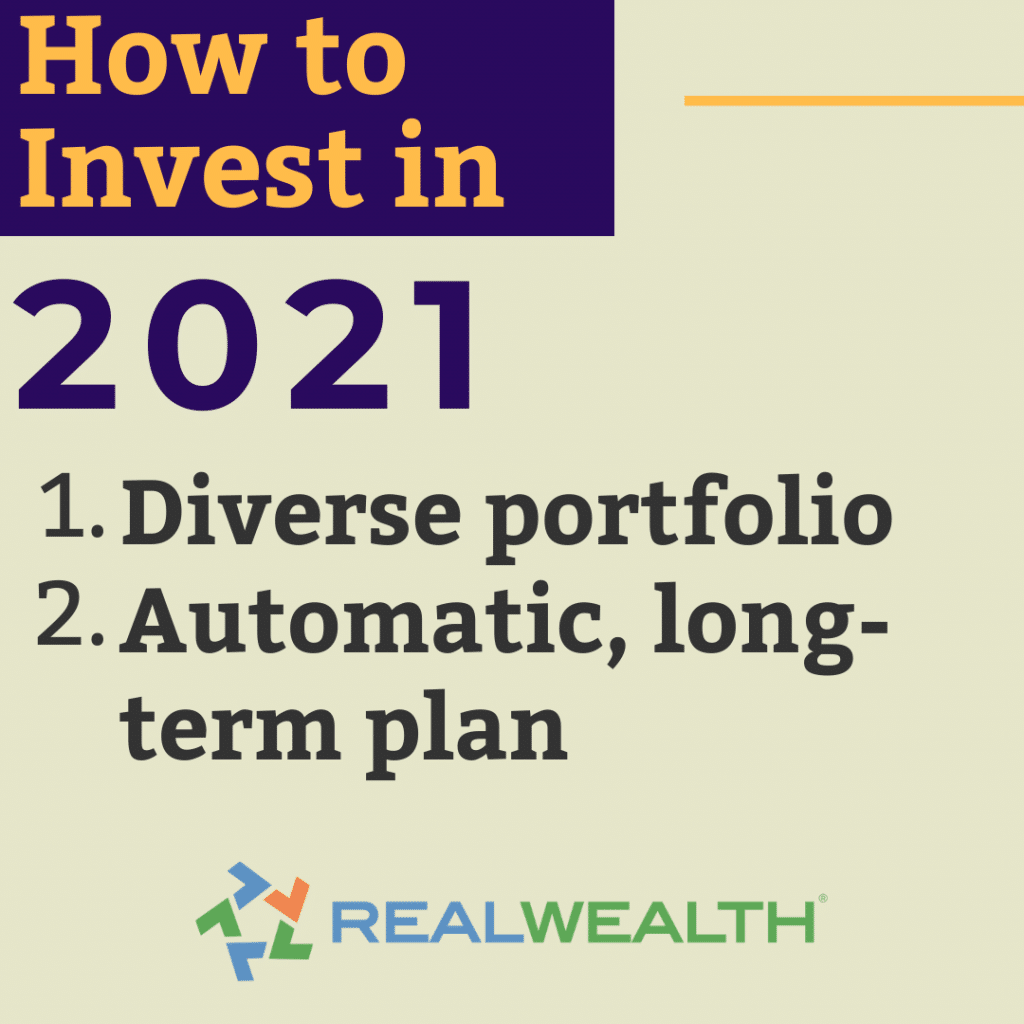 Image Highlighting How to Invest in 2021