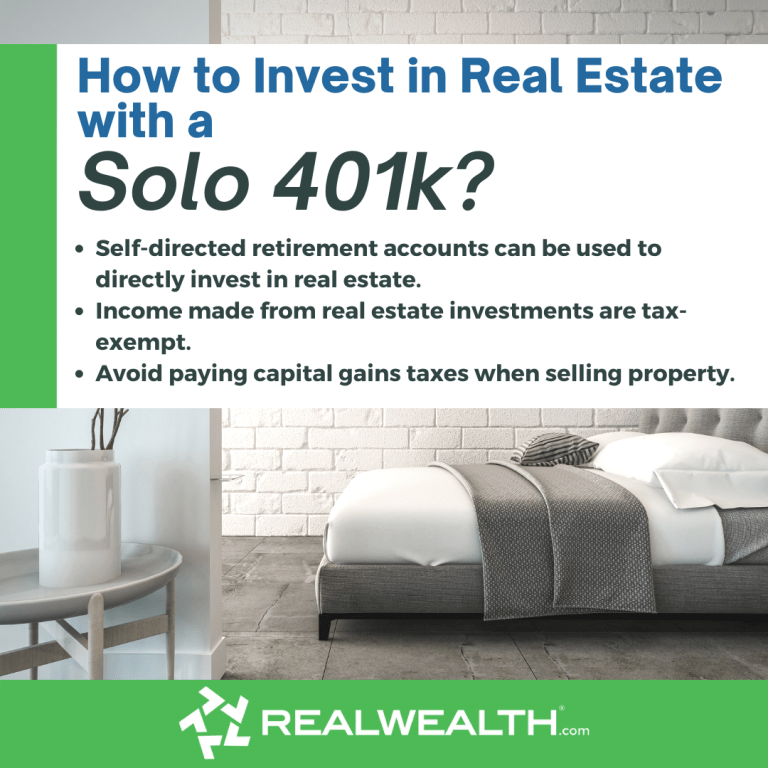 Image Highlighting - How to Invest in Real Estate with a Solo 401k