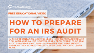 How to Prepare for an IRS Audit