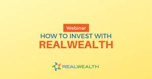 How to invest with RealWealth webinar