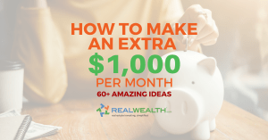 How to Make an Extra 1000 a Month (60+ Amazing Ideas)