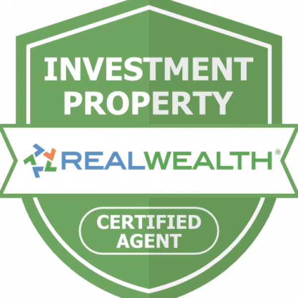 RealWealth Certified Agent Seal