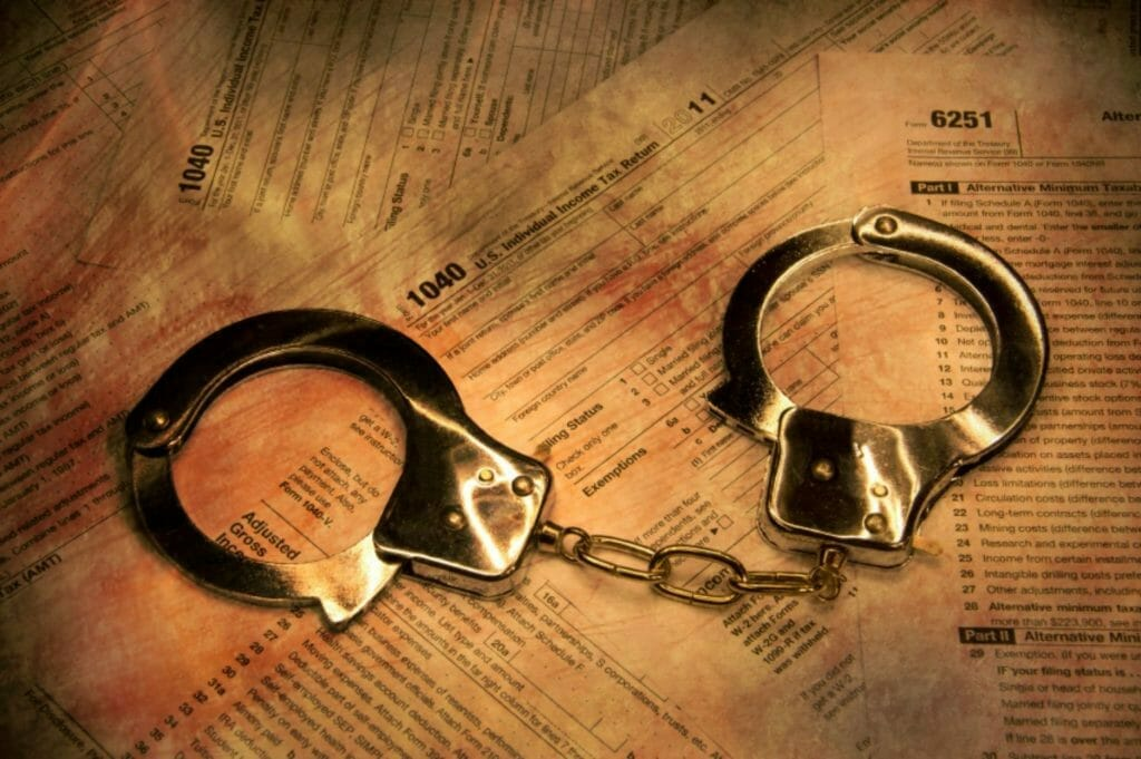 Header Pic of Handcuffs