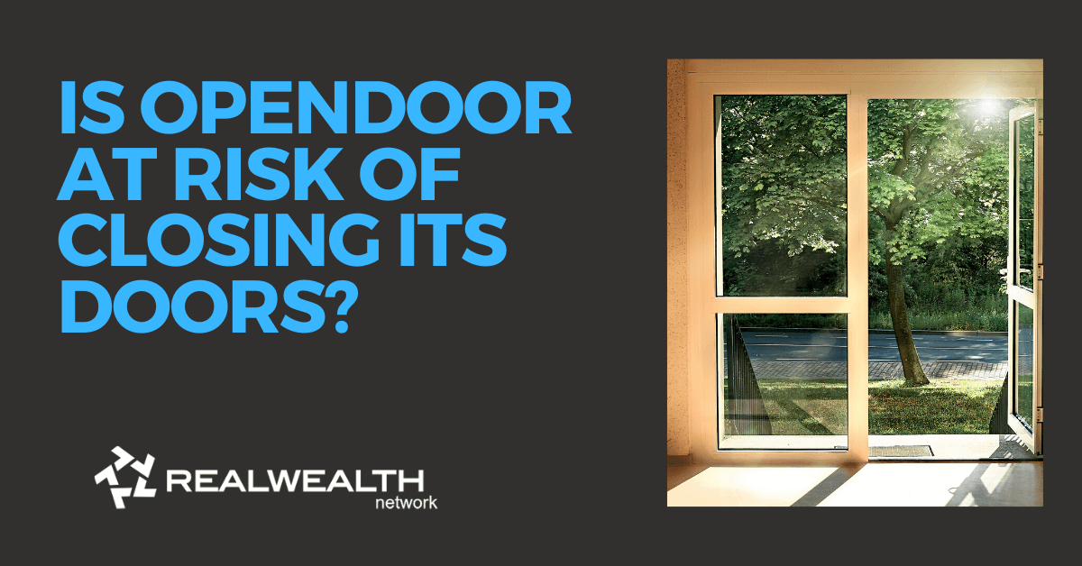 Is OpenDoor at Risk of Closing its Doors [Free Investor Guide]