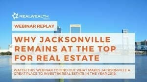 Jacksonville Real Estate Market Webinar March 2019