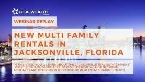 Jacksonville Real Estate Market Webinar: May 2019