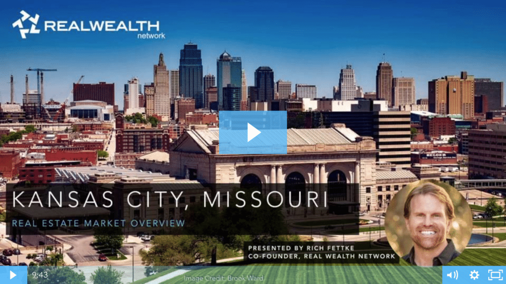 Kansas City Real Estate Market Overview 2017-2018 Video Presented by Rich Fettke