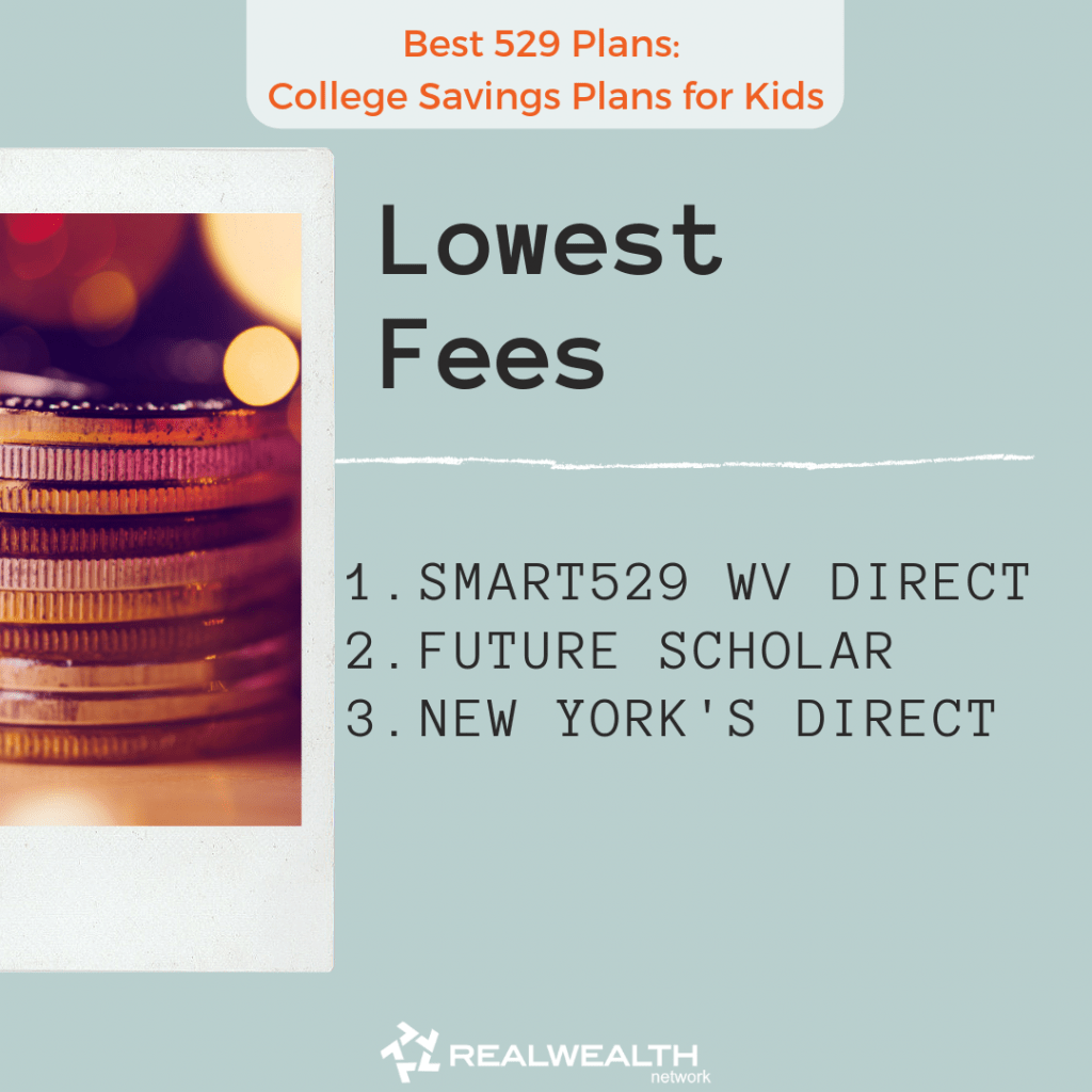 Lowest Fees 529 Plans