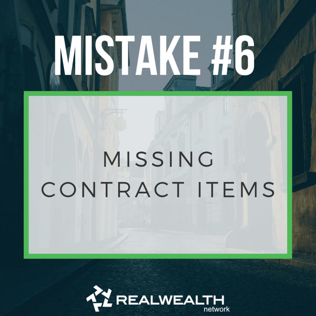 Mistake 6 image