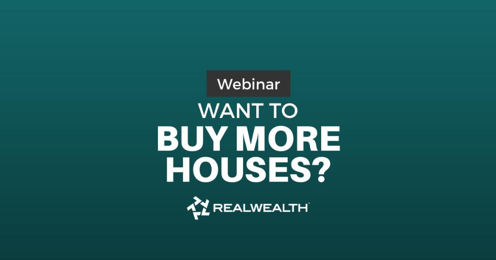 New Real Estate Financing Options To Grow Your Portfolio Webinar