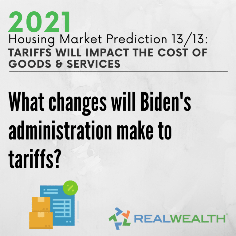Image Highlighting - Prediction 13 Tariffs Will Impact the Cost of Goods and Services