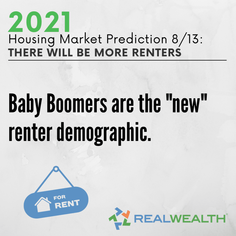 Image Highlighting - Prediction 8 There Will Be More Renters