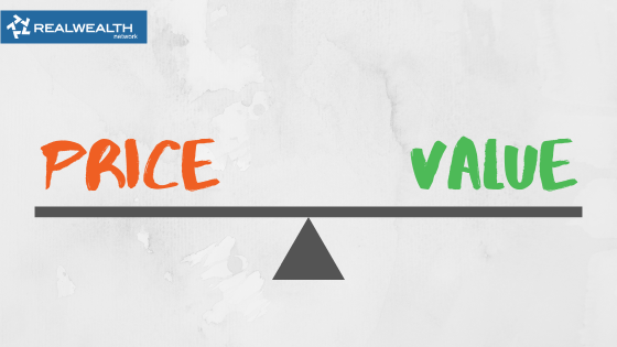 Price vs Value image