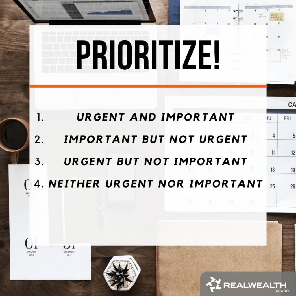 Prioritize image