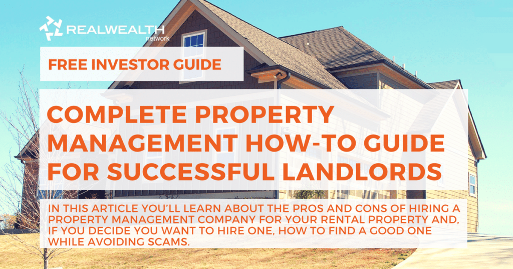 Article for landlords about hiring a property management company versus self-managing