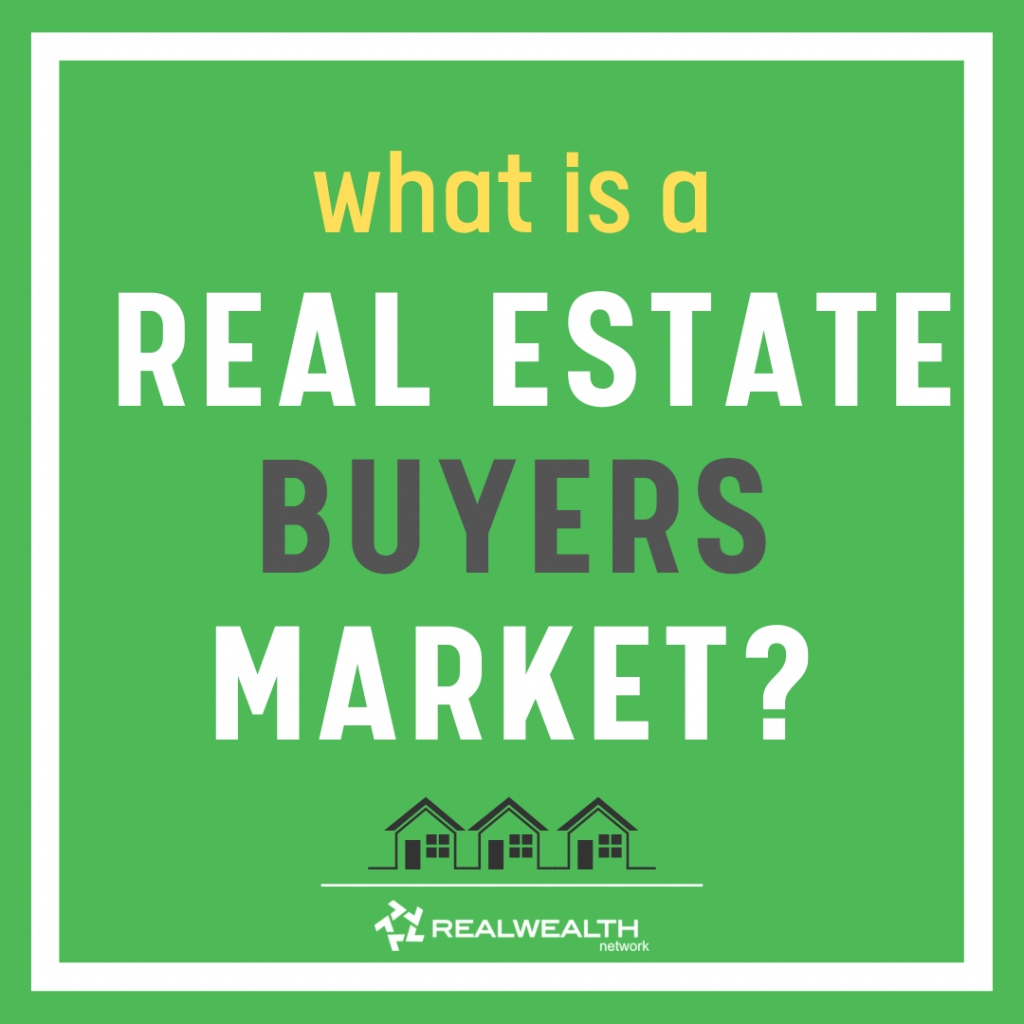 Real Estate Buyers Market