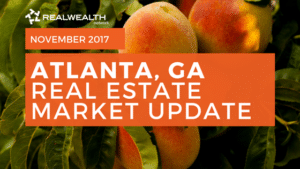 Real Estate Market Update: Atlanta, Georgia 2017