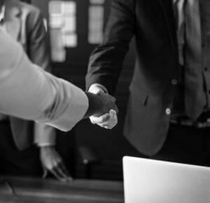 Picture of handshake for Real Estate News for Investors Podcast Episode #573