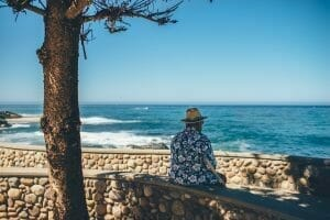 Picture of a Man in Front of the Ocean for Real Estate News for Investors Podcast Episode #726