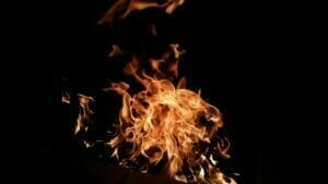 Picture of fire for Real Wealth Show Podcast Episode #581
