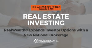 Real Wealth Show Podcast Episode #799