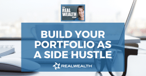 Build Your Portfolio as a Side Hustle