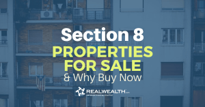 Featured Image for Article - Section 8 Properties for Sale & Why Buy Now Due To COVID-19