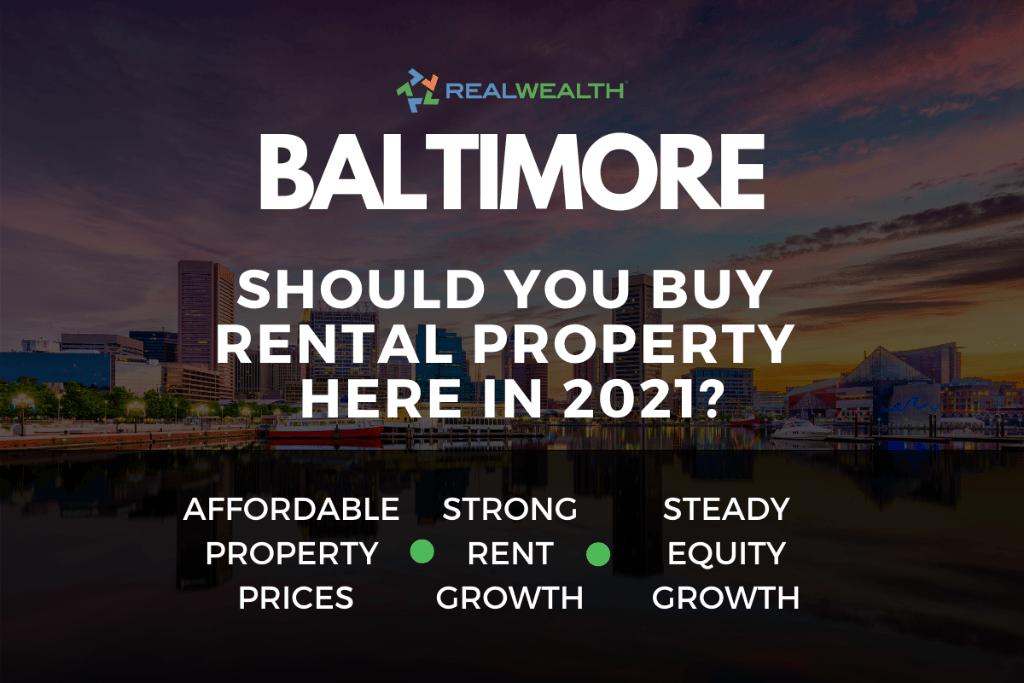 Should You Buy Rental Property Baltimore Real-Estate Market?